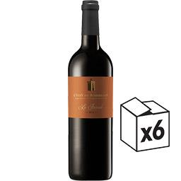 Côtes du Roussillon Offre carton Prix Choc vin Rouge 2016