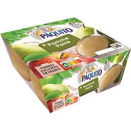 Spécialité de fruits pomme poire