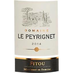 Fitou 2014, vin rouge