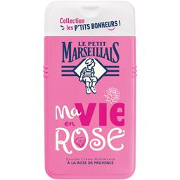 P'tits Bonheur - Douche crème hydratante à la rose