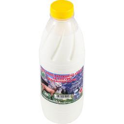 Fromagerie ebrard Lait frais pasteurisé de chèvre La bouteille d'1l