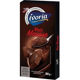 Chocolat noir Mousse
