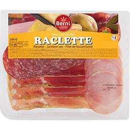 Assiette raclette