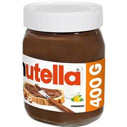 Nutella Pâte à tartiner noisettes et cacao