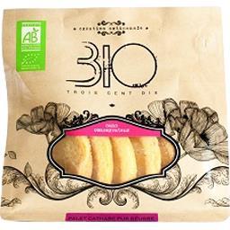 310 Bio Palet cathare pur beurre bio Le sachet de 150 gr