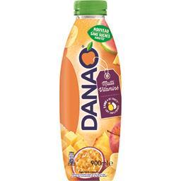 Danao Danao Boisson multivitaminé sans sucres ajoutés la bouteille de 900 ml