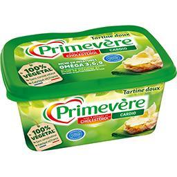 Primevère Primevère Margarine Tartine, doux la barquette de 500 g