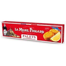 La Mère Poulard Palets citrons le paquet de 125 g