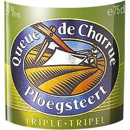 Bière Queues de Charrue triple