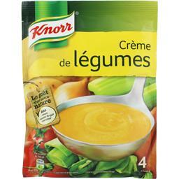 Knorr Knorr Soupe Crème de Légumes le sachet de 112 g