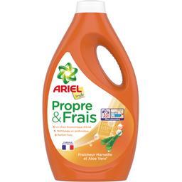 Ariel Simply Lessive liquide Propre & Frais Marseille et Aloe Ver...