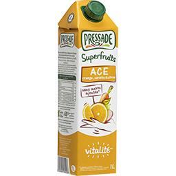 Pressade Superfruits - Boisson vitalité Ace orange carotte & ...