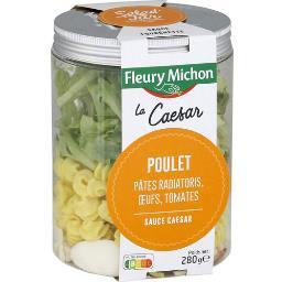Salad'Jar - Salade La Caesar