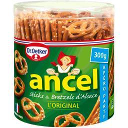 Ancel - Sticks et Bretzels d'Alsace l'Original