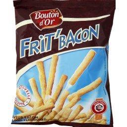 Biscuits apéritifs Frit'Bacon
