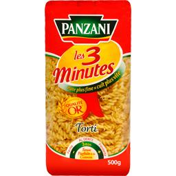 Panzani Panzani Les 3 Minutes - Torti le paquet de 500 g