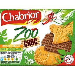 Biscuits Anibrousse nappés chocolat noir