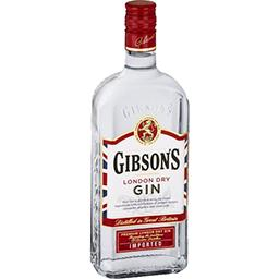 Gibson's Gibson's Gin London Dry la bouteille de 70 cl