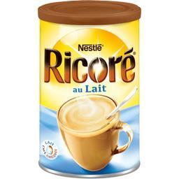 Nestlé Nestlé Ricoré - Café chicorée solubles au lait la boite de 400 g