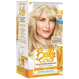 Belle color shampoing colorant 111 blond très très c...