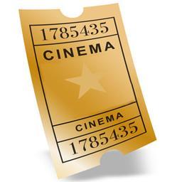 Une place de cinéma valable dans vos cinéma CGR