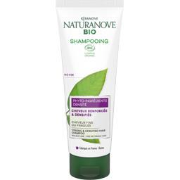 Naturanove BIO - Shampooing BIO noyer cheveux renfor...