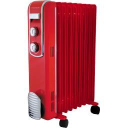 Radiateur bain d'huile Fifty Vintage 9 éléments 2000...
