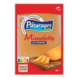 Les tranchettes, fromage de Hollande, fromage au lai...