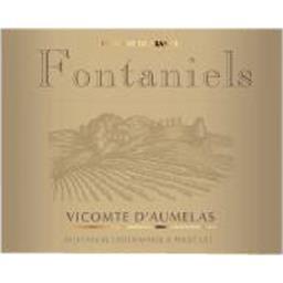 Vin de pays d'Oc Fontaniels, vin blanc