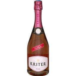 Eclat carmin, vin mousseux brut rosé