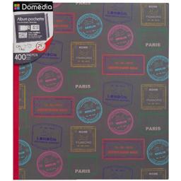 Album pochette feuillets amovibles, 10 x 15 cm et 11 x 15 cm