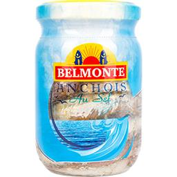 Anchois au sel