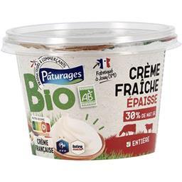 Crème fraîche épaisse BIO 30%