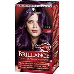 Brillance - Coloration permanente intense Cerise Noi...