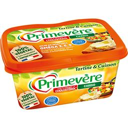 Primevère Primevère Margarine Tartine & Cuisson la barquette de 500 g