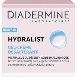 Diadermine Diadermine Hydralist - Gel-crème désaltérant le pot de 50 ml
