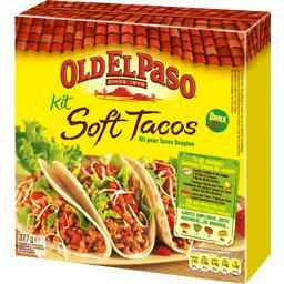 Kit Soft Tacos souples doux