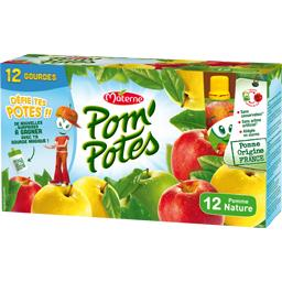 Materne Pom'potes Pom'Potes - Compote pomme nature