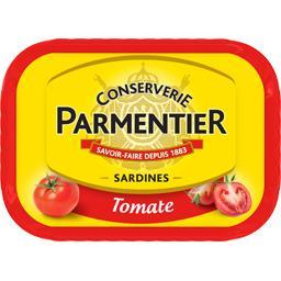 Sardines tomate