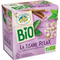 La Tisane Relax BIO