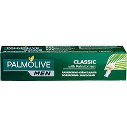 Crème à raser, palm extract, Classic For Men