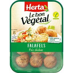 Le Bon Végétal - Falafels