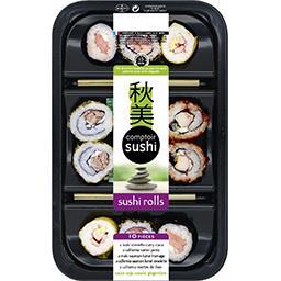 Coffret sushi Rolls