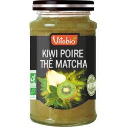 Spécialité de fruits kiwi poire thé matcha BIO