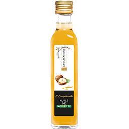L'Exceptionnelle huile de noisette