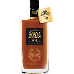 Saint James Rhum vieux agricole la bouteille de 70 cl