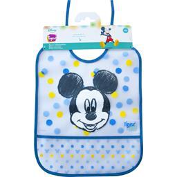 Disney Baby - Bavoir imperméable Mickey +12 m
