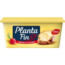 Planta fin Planta fin Margarine tartine & cuisson doux la barquette de 510g