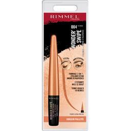 Rimmel London Wonder'Swipe - Eyeliner ombre à paupières 004 So Sav...