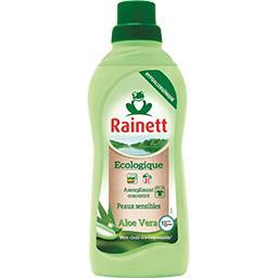 Rainett Rainett Ecologique - Assouplissant peaux sensibles aloe vera le flacon de 750 ml